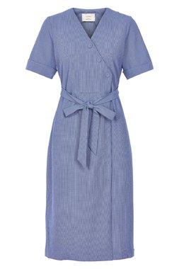 Nümph 7219825 JENELLE Dámské šaty modré