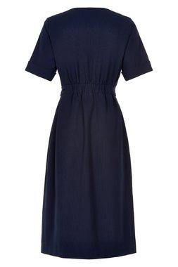 Nümph 7219825 JENELLE Dámské šaty tmavě modré