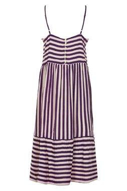 Nümph 7219826 JENESSA Dámské šaty fialové