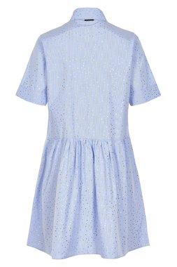 Nümph 7219830 JEINLEE Dámské šaty modré