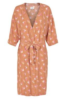Nümph 7219832 KALI Dámské kimono hnědé