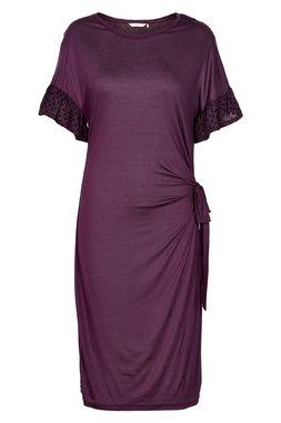 Nümph 7219835 KENZIE Dámské šaty fialové