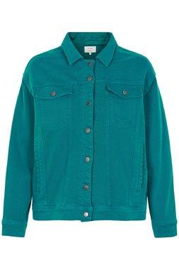 Nümph 7219904 KARLYN Dámská bunda zelená