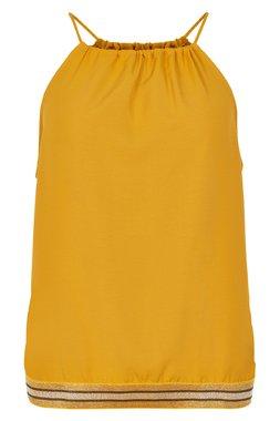 NÜmph 7220010 NUALAYSIA Dámský Dámský top žlutý