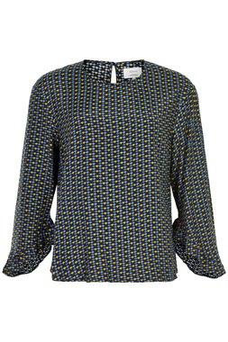 Nümph 7220011 NUAILISH Dámská košile tmavě modrá