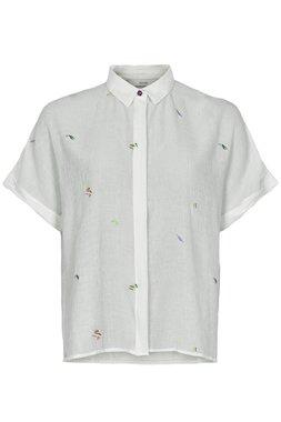 Nümph 7220028 NUALAYNA JOCELYNN Dámská košile bílá