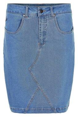 Nümph 7220107 NUAYLETH Dámská sukně modrá