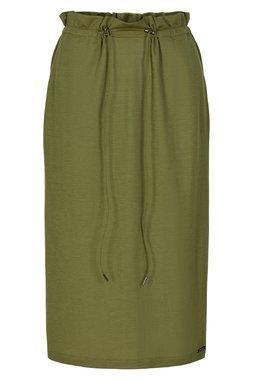 Nümph 7220109 NUAVRI Dámská sukně 4047 M. OLIVE zelená