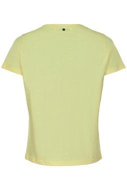 Nümph 7220316 NUAZUBA Dámské triko žluté