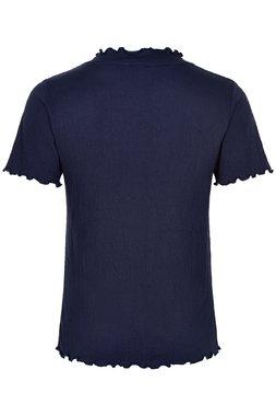 Nümph 7220323 NUAVONLEA Dámské triko tmavě modré