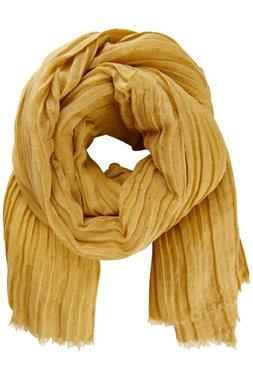 NÜmph 7220429 NUALOHI Dámský šátek žlutý jedna velikost