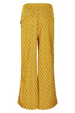 Nümph 7220609 NUAILANI Dámské kalhoty žluté