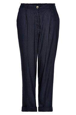 NÜmph 7220622 NUARIANELL Dámské kalhoty tmavě modré