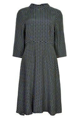 Nümph 7220801 NUAILIS Dámské šaty tmavě modré