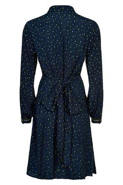 Nümph 7220810 NUAILISH Dámské šaty tmavě modré