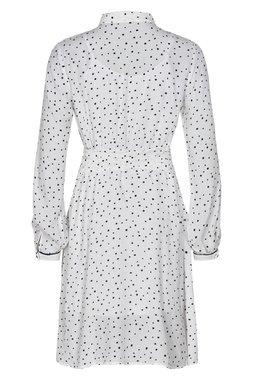 Nümph 7220810 NUAILISH Dámské šaty bílé