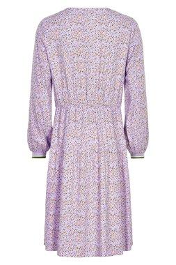 Nümph 7220816 NUARPINA Dámské šaty fialové