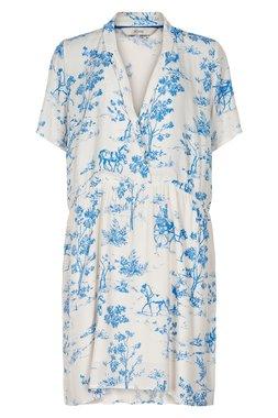 Nümph 7220818 NUARZILLA Dámské šaty modré