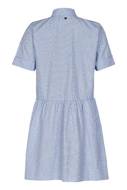 Nümph 7220828 NUALAFIA Dámské šaty modré
