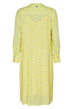 Nümph 7220829 NUALASNE Dámské šaty 1023 Y. IRIS žlutá