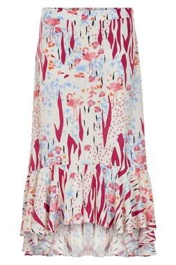 Nümph 7319103 KIRANDA Dámská sukně růžová