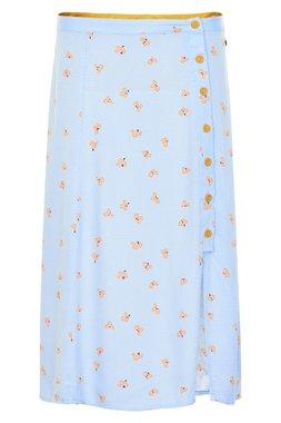 NÜmph 7319106 KIRBY Dámská sukně modrá