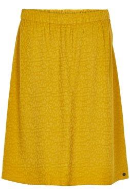 NÜmph 7319112 GITZI Dámská sukně žlutá