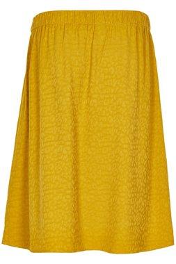 NÜmph 7319112 GITZI Dámská sukně 1015 TAWNY O. žlutá