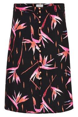 NÜmph 7319113 LETHA Dámská sukně černá