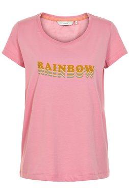 NÜmph 7319313 KARITAS Dámské tričko růžové