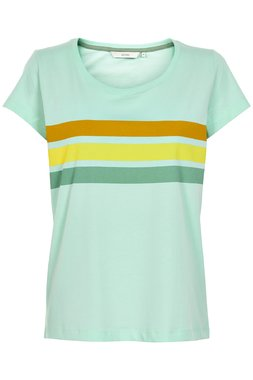 NÜmph 7319313 KARITAS Dámské tričko zelené