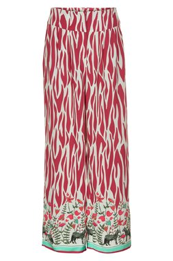 NÜmph 7319608 LAKOTA Dámské kalhoty růžové
