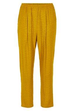 Nümph 7319614 NEW GREENO Dámské kalhoty žluté