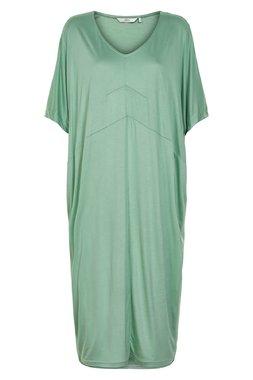 NÜmph 7319807 KIMBER Dámské šaty zelené