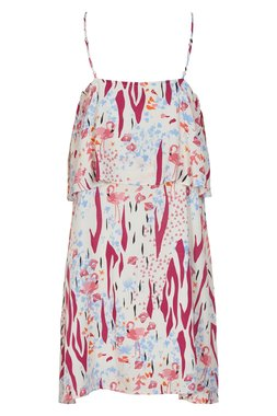 Nümph 7319812 KYLE Dámské šaty růžové