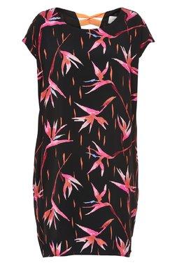 NÜmph 7319820 NEW CRISPINA Dámské šaty černé