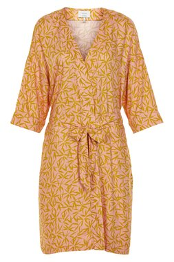 Nümph 7319903 DOODIE Dámské kimono oranžové