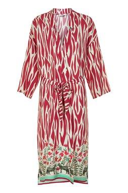 NÜmph 7319904 KALEIGH Dámské kimono růžové