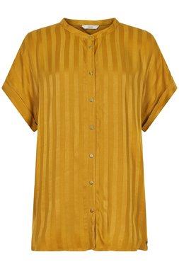Nümph 7320010 NUAMARISSA Dámská košile 1024 HARVEST 1024 žlutá