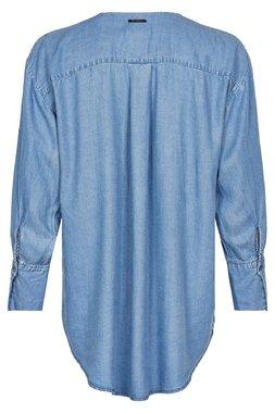 Nümph 7320014 NUBUENA Dámská košile 3013 M.B.DENIM modrá