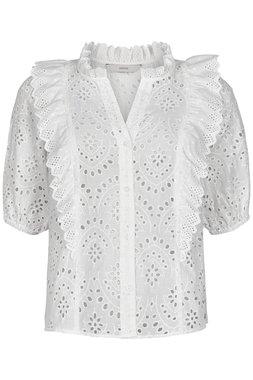 Nümph 7320019 NUBLESSING Dámská košile 9000 B. WHITE bílá