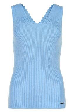 Nümph 7320216 NUAYELET Dámský Dámský top 3054 AIRY BLUE modrá