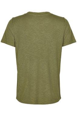 Nümph 7320305 NUBRONA Dámská košile 4047 M. OLIVE zelená
