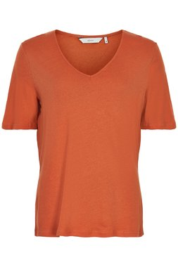 Nümph 7320342 NUALEELA Dámská košile 2019 MANGO oranžová