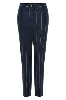 Nümph 7320602 NUALYVIA Dámské kalhoty 3038 SAPPHIRE tmavě modrá