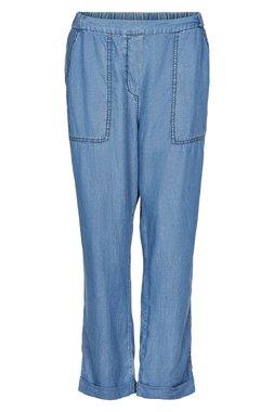 NÜmph 7320613 NUBUENA Dámské kalhoty 3013 M.B.DENIM modrá
