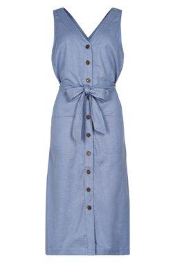 Nümph 7320801 NUBELLADONNA Dámské šaty 3054 AIRY BLUE modrá