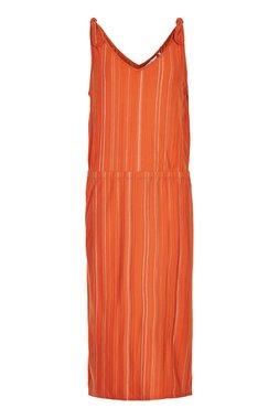 Nümph 7320804 NUBRIDGER Dámské šaty 2019 MANGO oranžová
