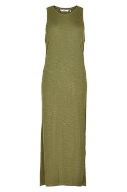 Nümph 7320805 NUBERMUDA Dámské šaty 4047 M. OLIVE zelená