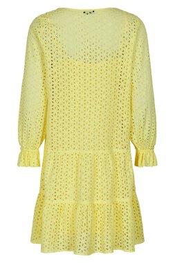 Nümph 7320810 NUALZBET Dámské šaty 1023 Y. IRIS žlutá
